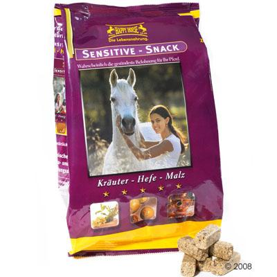 happy horse sensitive plus kruiden gist mout     1kg