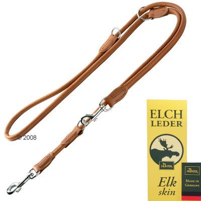 hunter hondenlijn round & soft     2 m lang, Ø 1 cm