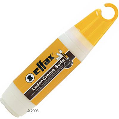 effax leder crème zeep     400 ml flic flac  fles