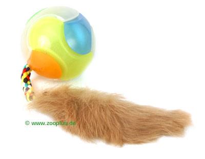 day & night speelballen voor katten     2 stuk