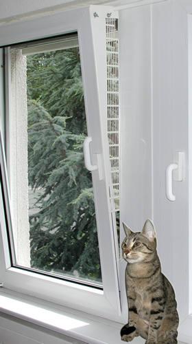 bernina raambeveiliging voor katten en vogels     dubbel kiepraam