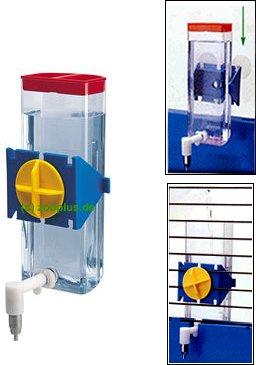 Ferplast drinkflesje voor knaagdier  sippy     medium ca. 280 ml, voor cavia`s van kantoor artikelen tip.
