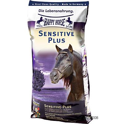 happy horse sensitive plus muesli     14 kg