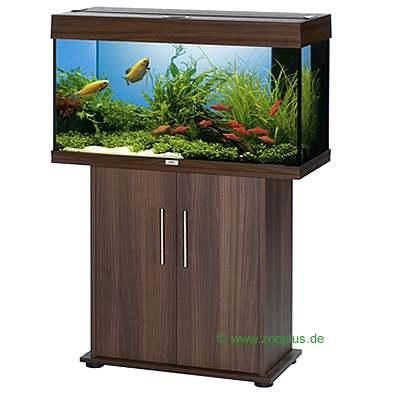 juwel aquarium / kast combinatie rio 125     beuken