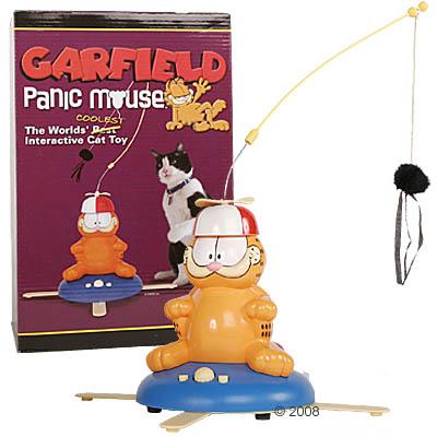garfield panic mouse     1 stuk