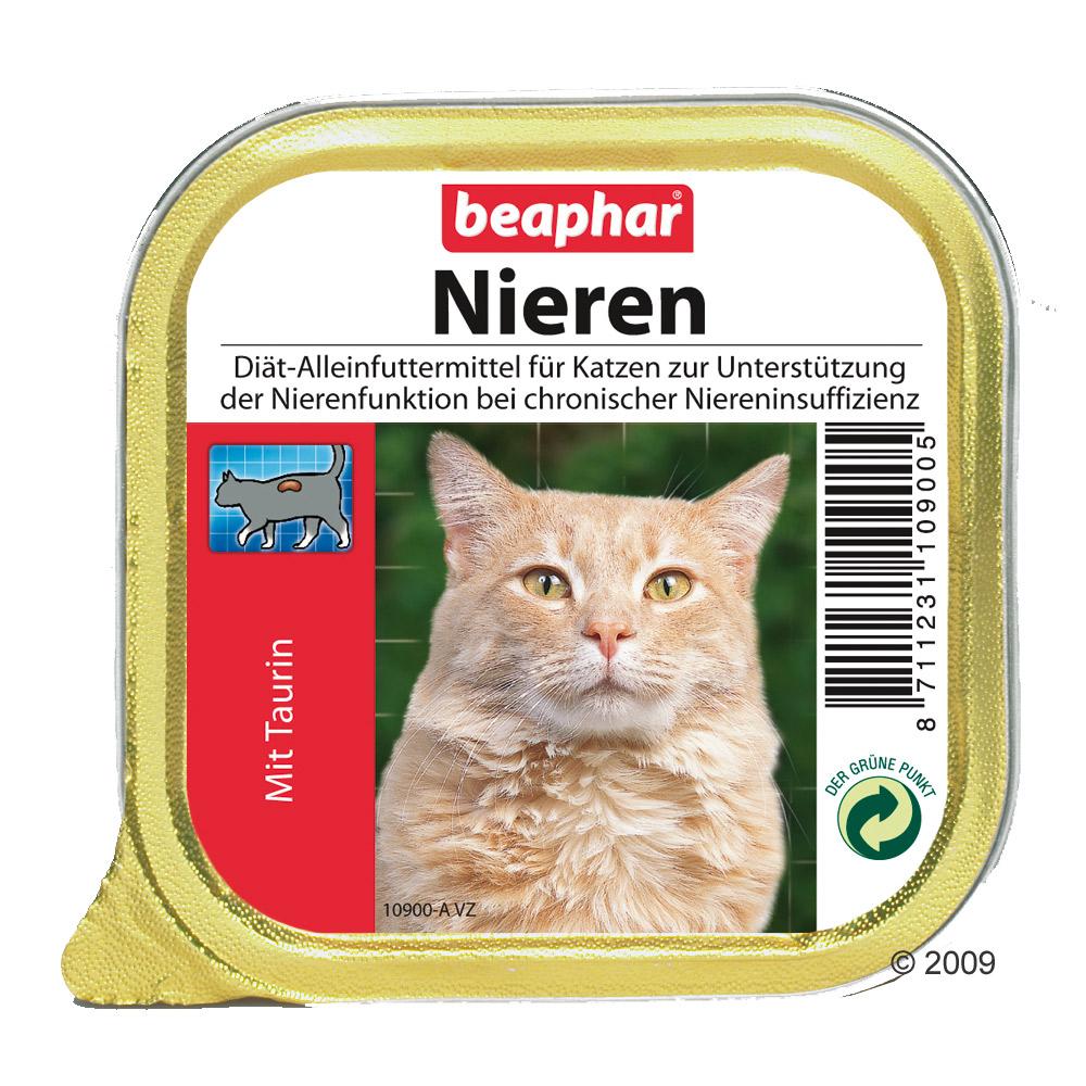 beaphar nieren dieet   taurine 6 x 100 g      6 x 100 g
