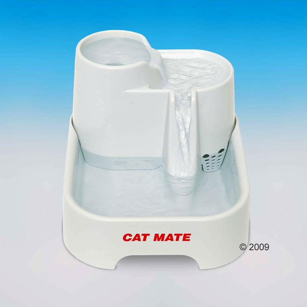 cat mate drinkbron voor huisdieren     vervangfilter 2 per pak