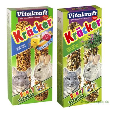 Vitakraft chinchilla biscuits multipack      5 x kruiden 2er van kantoor artikelen tip.