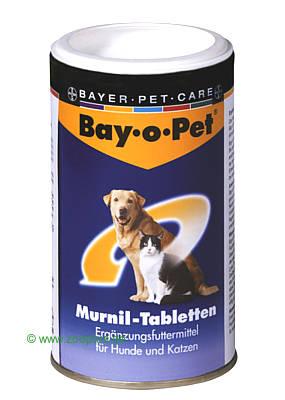 bay o pet murnil tabletten      80 stuk
