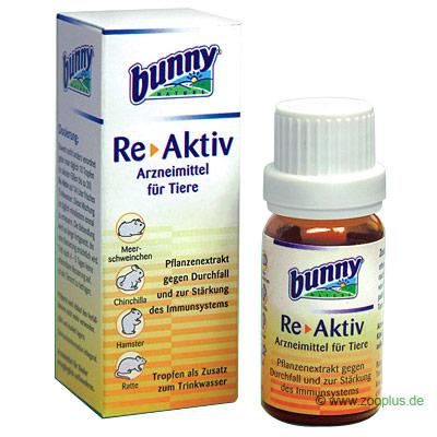 bunny re aktiv      10 ml