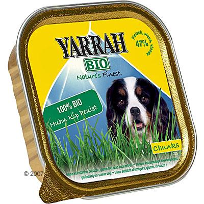 Yarrah brokjes in saus 6 x 150 g     kip met rund van kantoor artikelen tip.