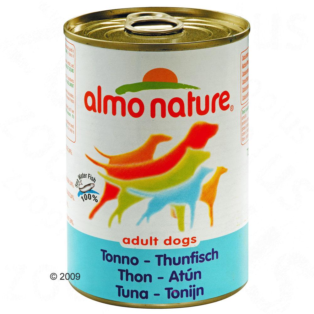 almo nature 6 x 400 g      tonijn