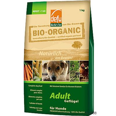 defu biologisch voer adult     12,5 kg