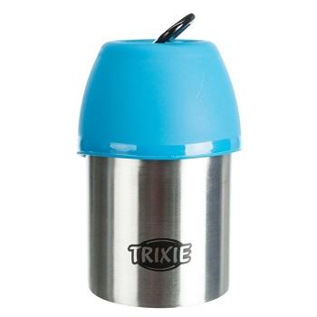 Trixie roestvrijstalen fles